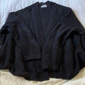 XL Universal Thread Black Cardigan